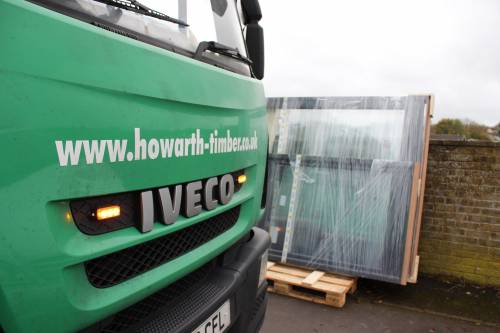 Howarth Timber provided great customer service