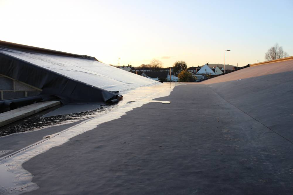 Getting The Roof Watertight Self Build Blog