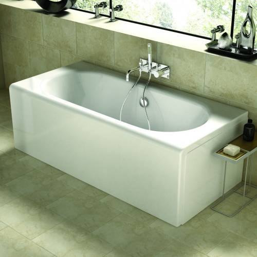 Wickes Arc Bath