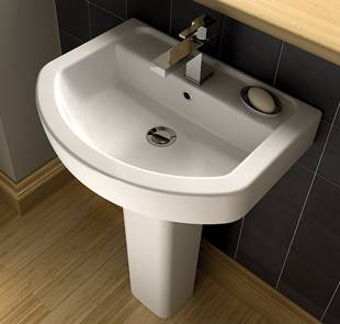 bathroom and en suite sanitary items ordered self build 15183