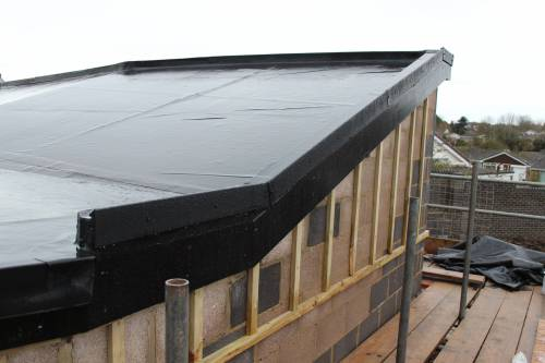 Roof trim and facia board