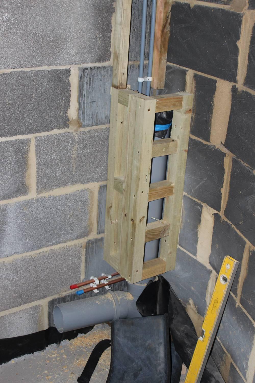 More 1st Fix Plumbing And Electrics Self Build Blog