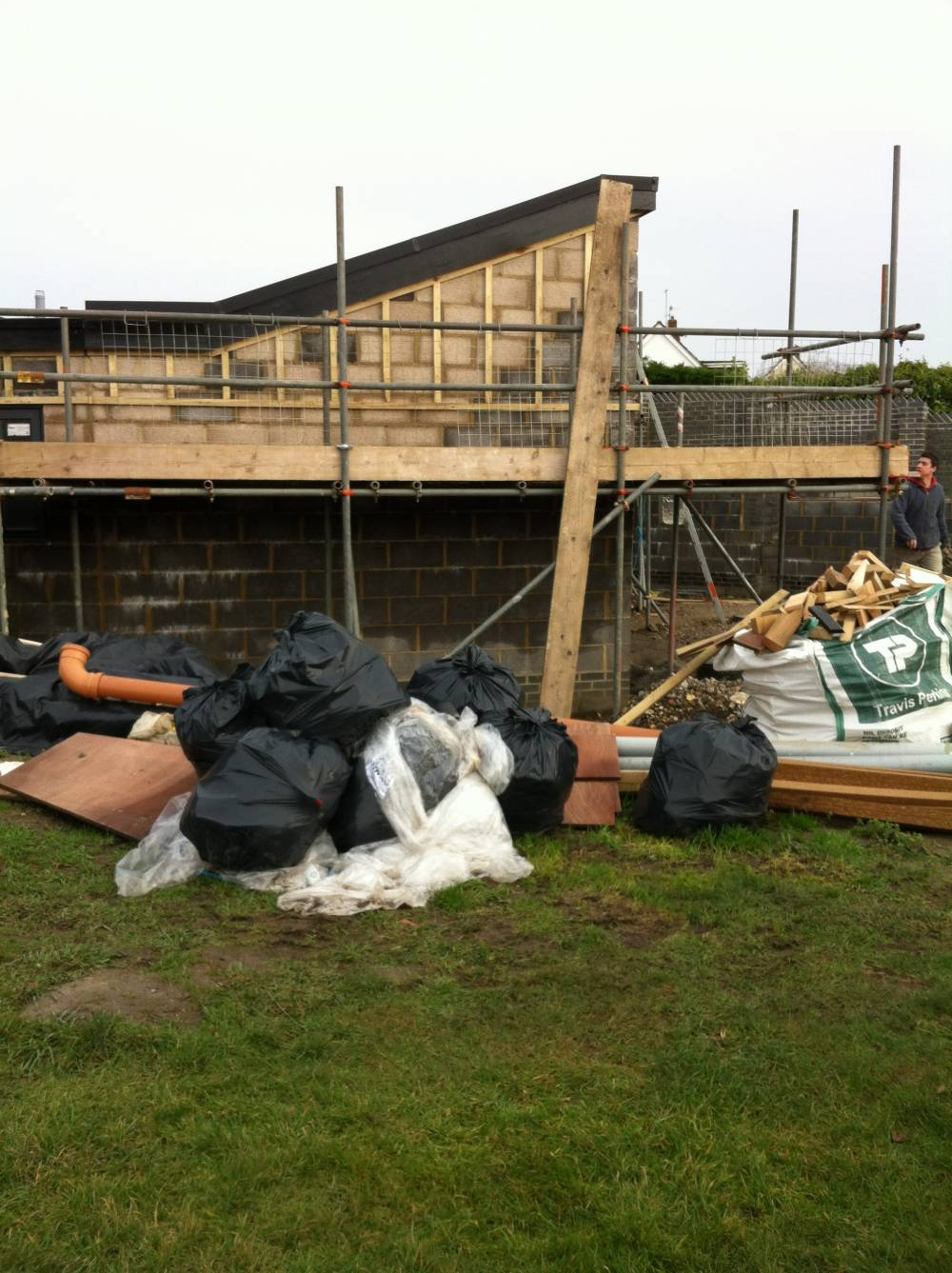 site rubbish and weekend jobs self build blog random site rubbish