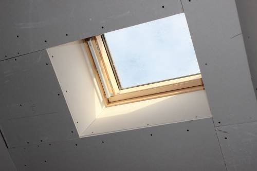 Kitchen Velux window looking great
