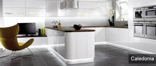 Wickes Caledonia contemporary kitchen