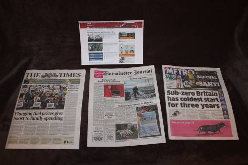 Local and national news from the day