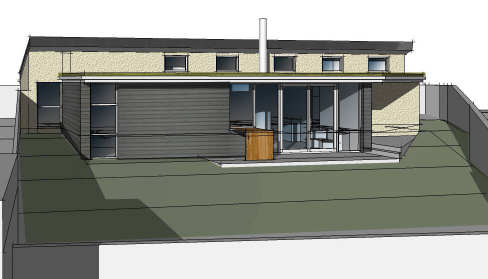 Wow new funky house design self build blog