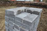 Blocks ready on site