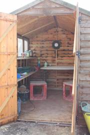 Our future garden shed