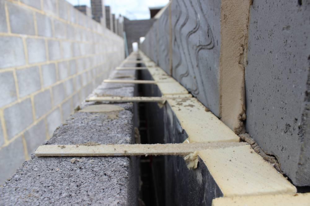 Wall Ties Going Eco Starts Small Self Build Blog