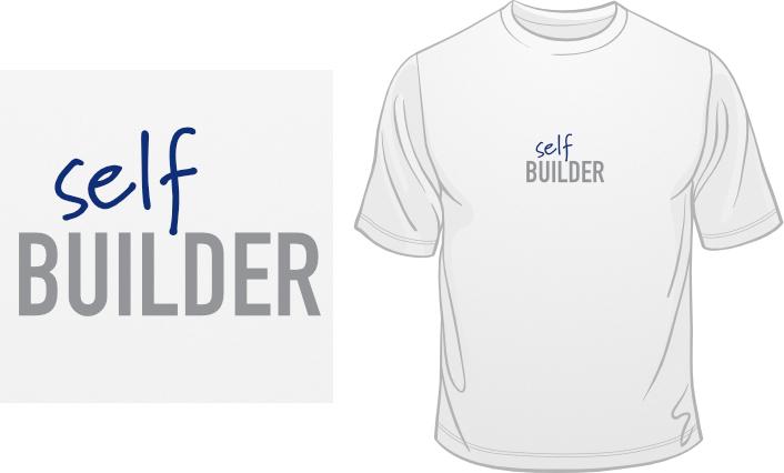 Self Builder t-shirt