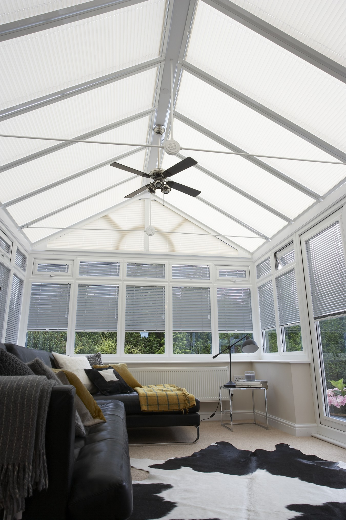 Sunroom Roof Blinds 4