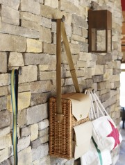 Decorative stone cladding designed to add some extra style to a feature wall